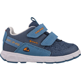 Viking Footwear Rindal GTX Shoes Kids denim/navy